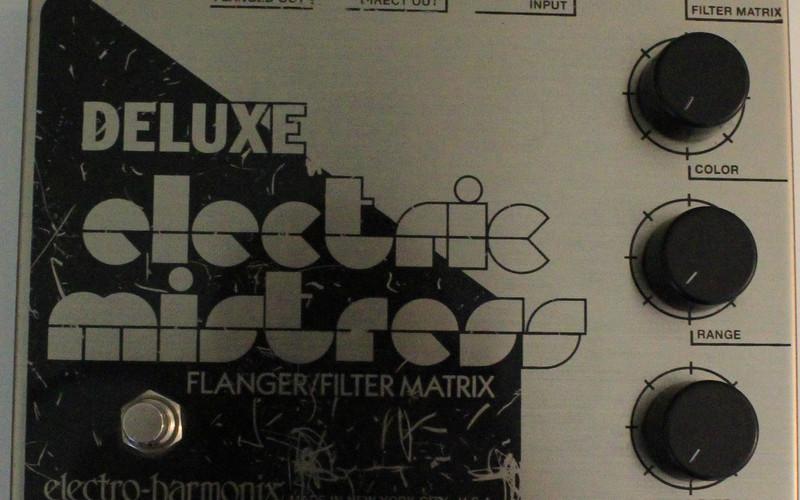 Electro Harmonix Electric Mistress Deluxe