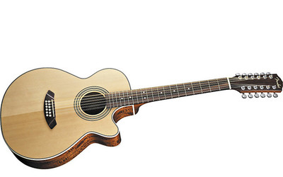 Fender JG12CE-12 12-string Mini-Jumbo