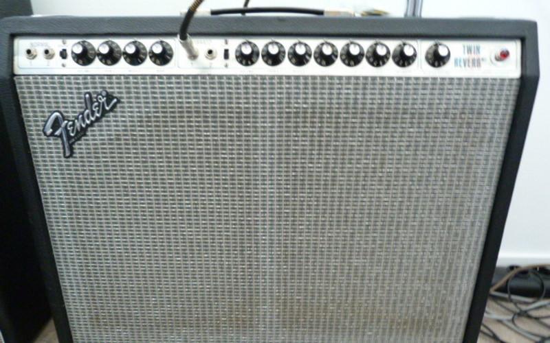 Fender Twin Reverb 100 Watt