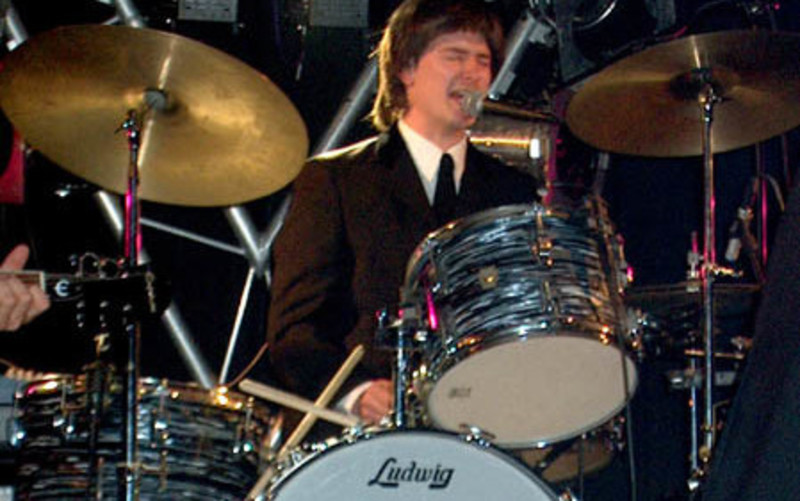 Ludwig Black Oyster Pearl