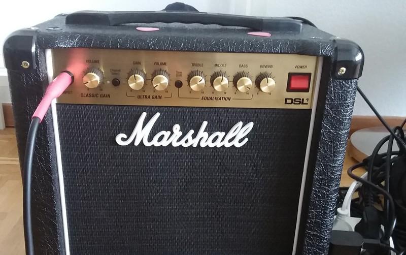 Marshall DSL 1