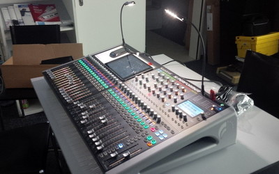Soundcraft Performer 3