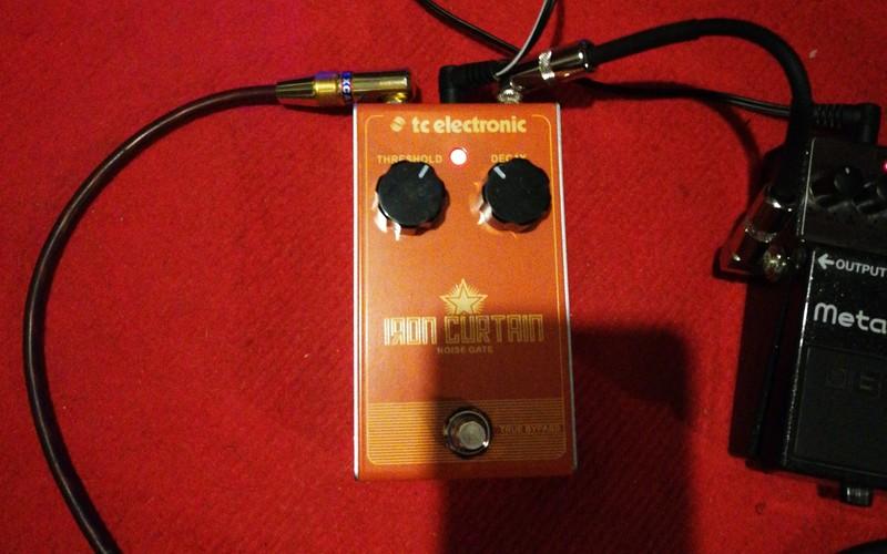 TC Electronic Iron curtain