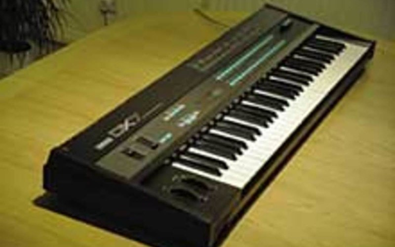 Yamaha DX 7
